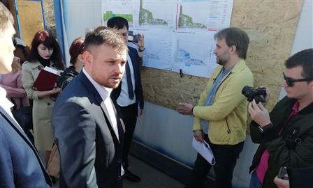 Новую набережную в Автозаводском районе Тольятти обещают построить к осени 2022 года