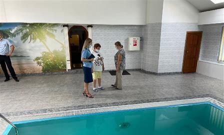 В Тольятти начали проверку из-за отравления детей при посещении бассейна