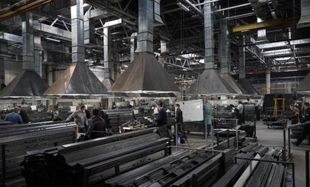 В Тольятти открылся крупнейший в России завод металлических дверей