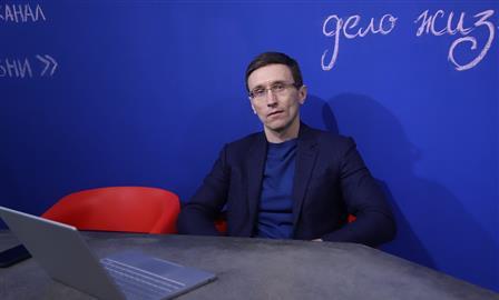 """Илья Руднев, """"Бизнес-Гарант"""": """"Небудет тех, кого незатронет кризис"""""""