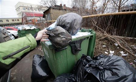"Приказ о ""мусорных"" нормативах оспорили в суде"
