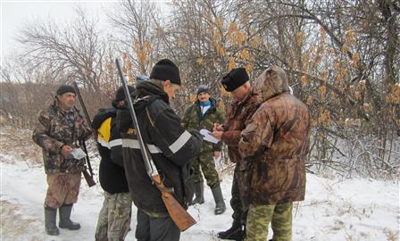В областном департаменте охоты и рыболовства рассказали об изменениях в правилах охоты
