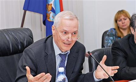 Главой Тольятти избран Николай Ренц