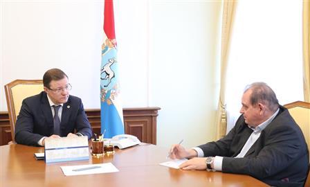 Мэр Тольятти Сергей Анташев подал в отставку