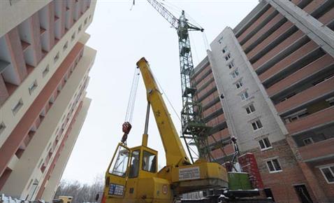Спасающие себя строительные компании еще долго не смогут сдать объекты, возведение которых началось в докризисный период