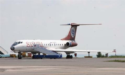 период летней навигации 2011 года в Самаре должны начаться полеты Air Samara