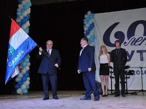Поволжский государственный университет телекоммуникаций и информатики отметил 60-летний юбилей
