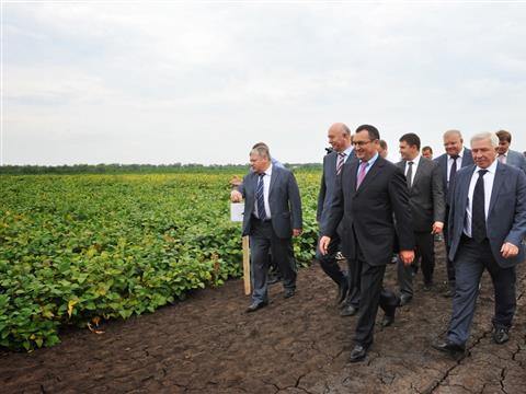 Самарской области в этом году будет выделено еще полмиллиарда рублей для развития мелиорации