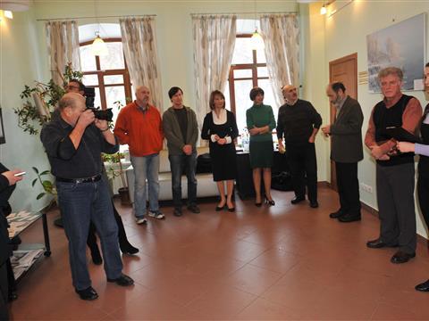 В Самаре открылась выставка, посвященная поэтам Есенину и Ширяевцу
