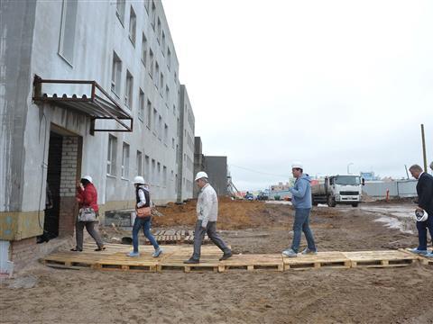 Впервые за 17 лет в Самаре откроют новую современную школу в Красноглинском районе