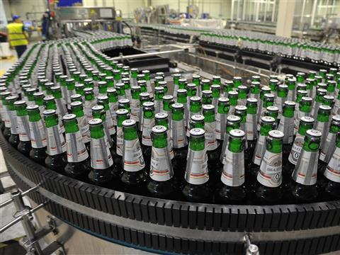 "Запуск производства безалкогольного пива на пивзаводе ""Балтика-Самара"""