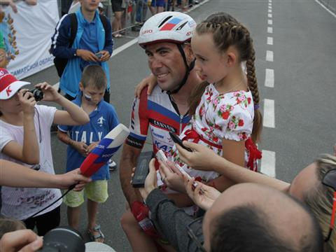 Владимир Исайчев принес Самаре первое золото чемпионатов России по велоспорту
