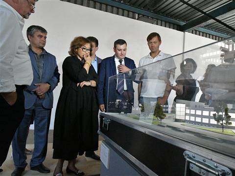 В Самаре может появиться филиал Третьяковской галереи