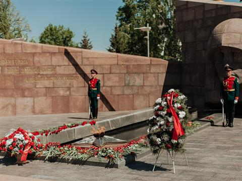 День Победы-2020 в Самаре