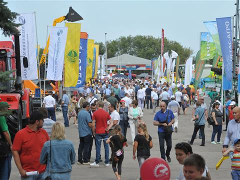 В Самарской области открылась ХХ Поволжская агропромышленная выставка