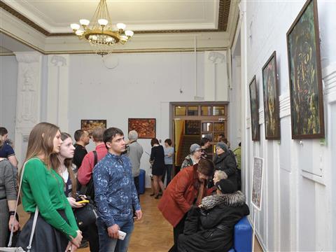 Заслуженный артист России Виктор Евграфов рассказал самарцам о своем творческом пути