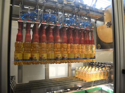 В Безенчуке запущено производство подсолнечного масла