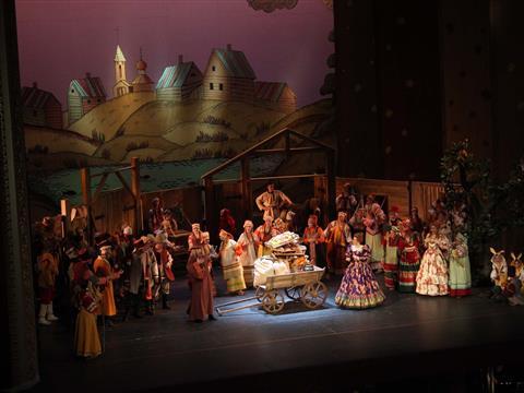 """В Самарском театре оперы и балета состоялась премьер детской оперы """"Ай да Балда!"""""""