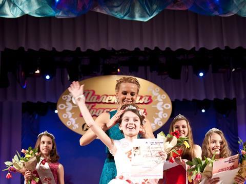 Корреспондент Волга Ньюс выбирал самую юную красавицу Самары