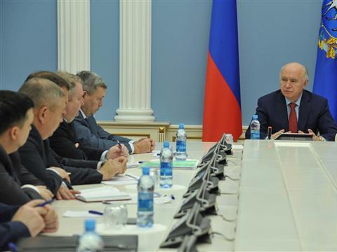 Утвержден состав регионального кабинета министров