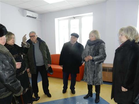 Очередь в областные пансионаты для пожилых и инвалидов составляет 637 человек