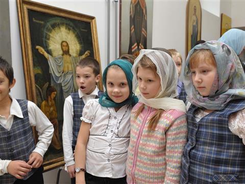 В губернии открылся 70-й детский епархиальный образовательный центр