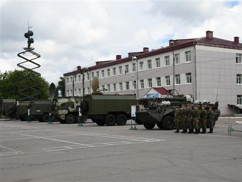 91-я Келецкая бригада управления 2-й гвардейской армии отметила 75-летнюю годовщину со дня образования