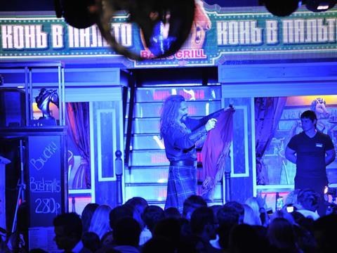 Никита Джигурда дал концерт на открытии ресторана в Самаре
