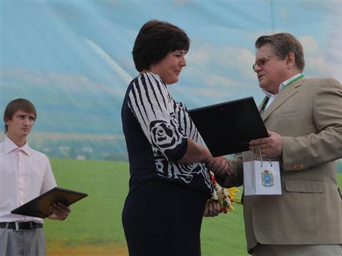 Кинельский район отметил 85-летний юбилей