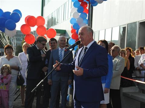 Глава региона открыл новую поликлинику в Тольятти