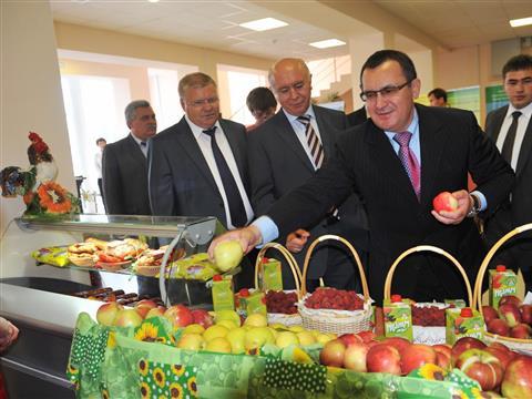 В Приволжском районе появится система низконапорного орошения сельхозугодий