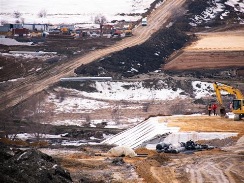 В Самарской области полным ходом ведется строительстводороги в обход Тольятти