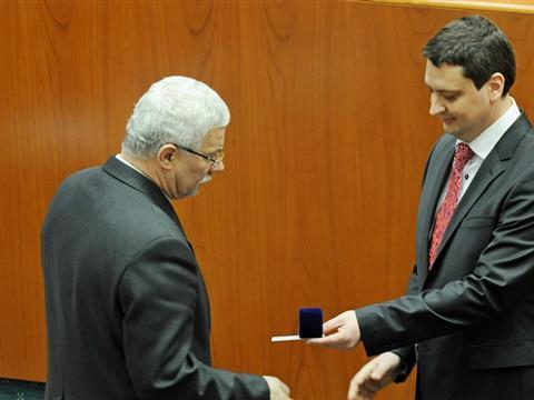 Самарская губернская дума пятого созыва приступила к работе