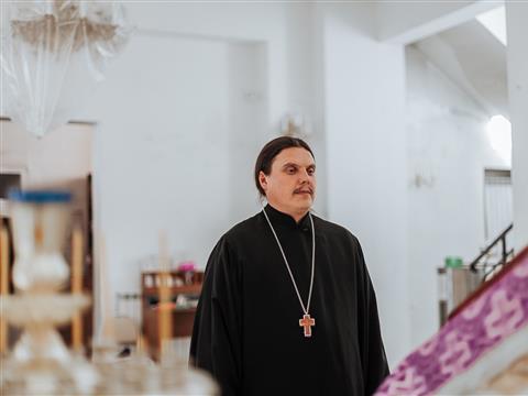 """Жители района """"Кошелев"""" готовятся кПасхе"""