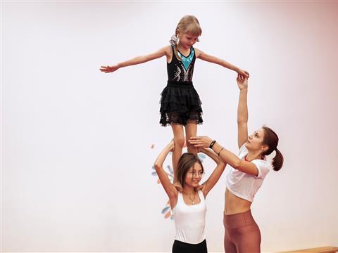 """Преподаватель акробатики в""""Кошелеве"""": """"Вэтом районе своя атмосфера"""""""