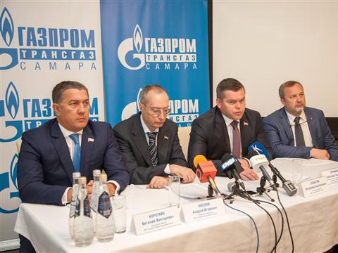 Газпром укрепил статус лидера