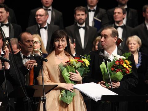 """Волжский фестиваль духовной музыки открылся """"Реквиемом"""" Моцарта"""