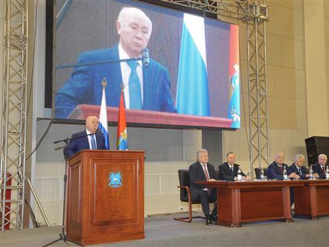 Николай Меркушкин встретился с главами промышленных предприятий, руководителями учреждений образования, здравоохранения и культуры региона, органов власти