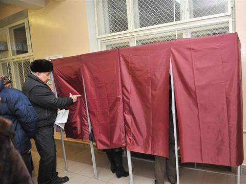В Самарской области начались выборы