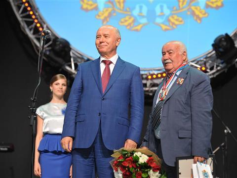 """Торжества в честь юбилея АвтоВАЗа прошли на площадке """"Лада-Арены"""""""