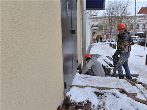 До конца года в Самаре завершат ремонт фасадов 12 многоквартирных домов