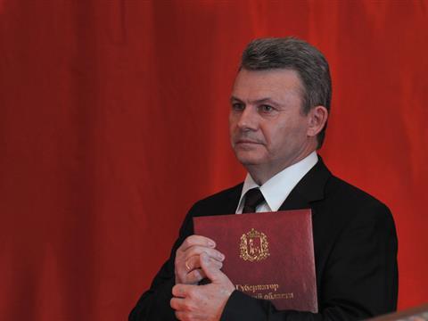 Дмитрий Блынский вступил в должность главы Чапаевска