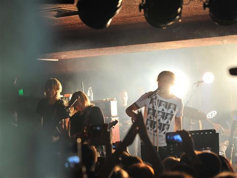 """В самарском ресторане """"Максимилианс"""" 27 марта выступила рок-группа """"Би-2"""""""