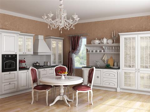 """Итальянские кухни от студии мебели """"Шарм"""" - современная концепция кухни"""