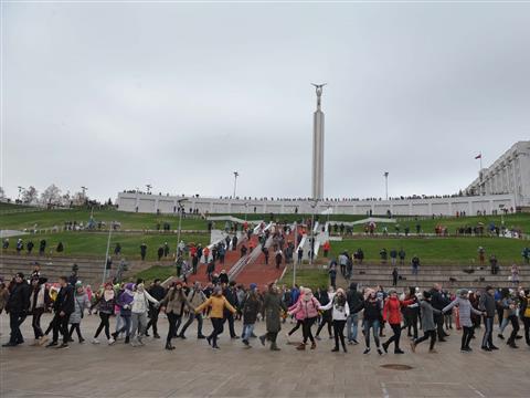 День народного единства в Самаре