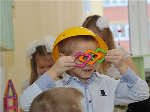 """В детском саду """"Семицветик"""" прошел парад лучших проектов"""