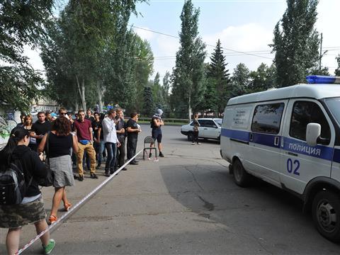 Михаил Назаров арестован на два месяца