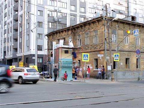 Энергетики и волонтеры отреставрировали единственную в России подстанцию, построенную в стиле модерн