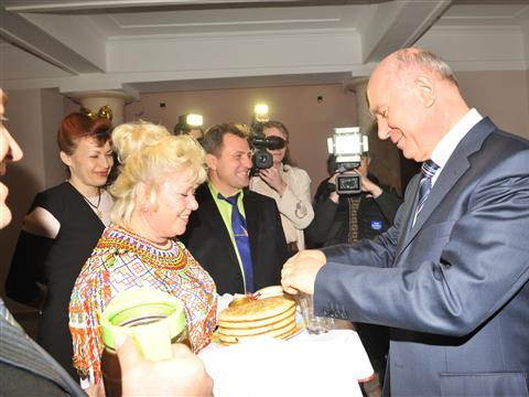 Николай Меркушкин встретился с жителями Жигулевска