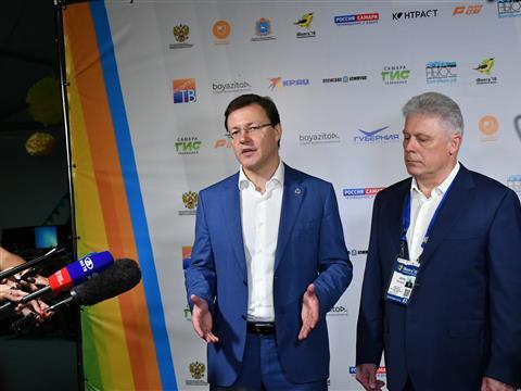 "На Мастрюковских озерах стартовал форум ""iВолга-2018"""